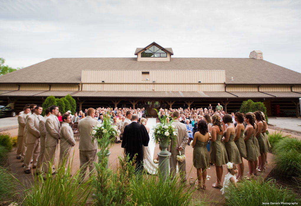 discovery lodge ceremony