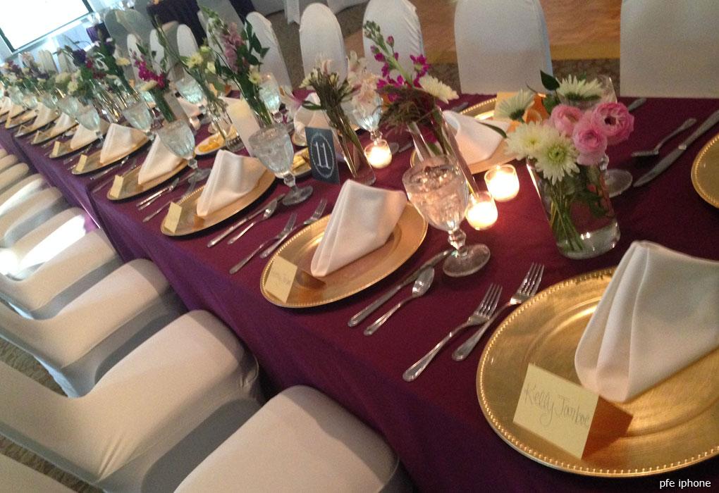 new harmony conference center wedding