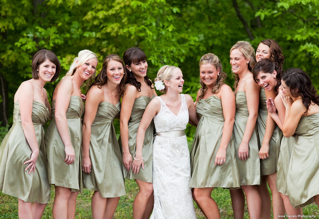 Discovery Lodge Outdoor Wedding
